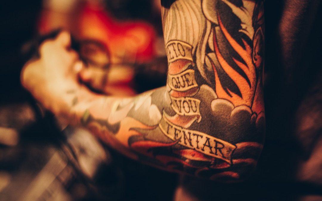 Tatoueur et piercing